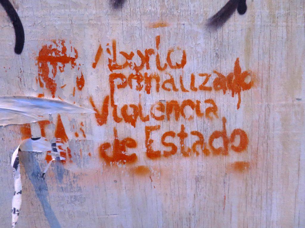 Unter Strafe gestellte Abtreibung ist Gewalt durch den Staat (Foto: Daniel Lobo CCBY20)