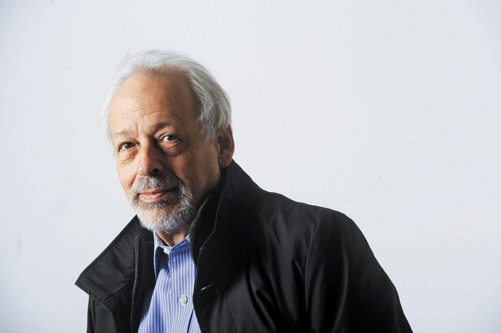 Horacio Verbitsky ist Direktor der Menschenrechtsorganisation CELS (Centro de Estudios Legales y Sociales), die noch während der Diktatur gegründet wurde und die bis heute die juristische und gesellschaftliche Aufarbeitung der Diktaturverbrechen begleitet und vorantreibt. Verbitsky ist einer von Argentiniens bekanntesten Journalisten. Er ist Autor zahlreicher Bücher und schreibt heute regelmäßig Kolumnen für die Tageszeitung página12. (Foto: Cristian Welcomme)