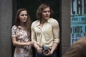 Emma Watson und Daniel Brühl als Lena und Daniel im Film Colonia Dignidad (Foto: Majestic / Ricardo Vaz Palma)