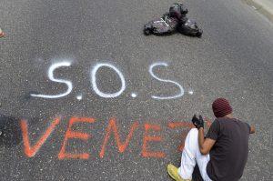 Venezuela in Not - Die Opposition will lieber heute als morgen die Macht übernehmen