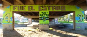 """""""Es war der Staat"""" Aktivist*innen klagen das Verschwindenlassen der 43 Studenten aus Ayptzinapa an (Foto: Subversión Visual, CC BY-NC-ND 2.0)"""