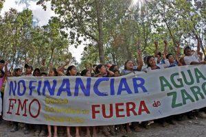 Erste Erfolge  NGOs fordern seit Jahren den Rückzug der Unternehmen (Foto: CADEHO)