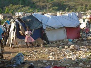 Die Menschen in der Umgebung von Anse-á-Pitre leben ohne sauberes Trinkwasser (Fotos: Andreas Boueke)
