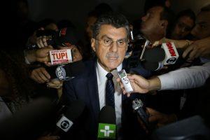 Nur wenige Tage im Amt: Ex-Minister Romero Jucá (Foto: Agencia Brasil)