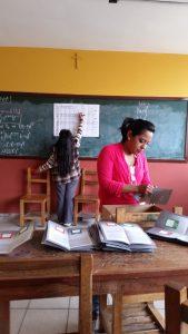 Alles korrekt - Stimmauszählung in La Paz