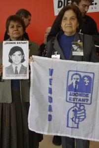 """""""Wo sind sie?"""" - Rosa Merino und Myrna Troncoso fordern Aufklärung"""