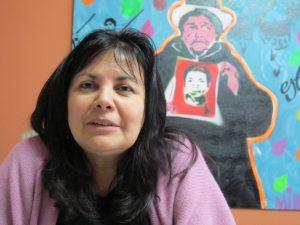 Rocío Yolanda Angélica Silva Santisteban Manrique:  Die Journalistin und Schriftstellerin ist Vorsitzende der peruanischen Menschenrechtskoordination und schreibt eine Kolumne für die Tageszeitung La República. (Foto: Knut Henkel)
