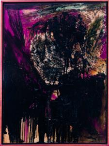 Resultado de imagen para Dorrego (1961), de Luis Felipe Noé