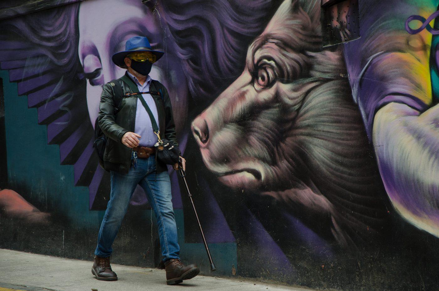Die Maskerade des Ausnahmezustands