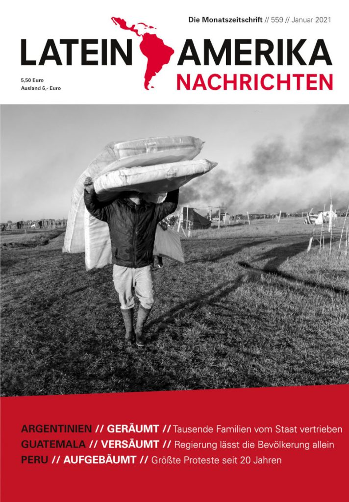 Cover der aktuellen Ausgabe